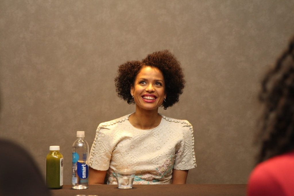 A Wrinkle In Time Interview with Gugu Mbatha-Raw