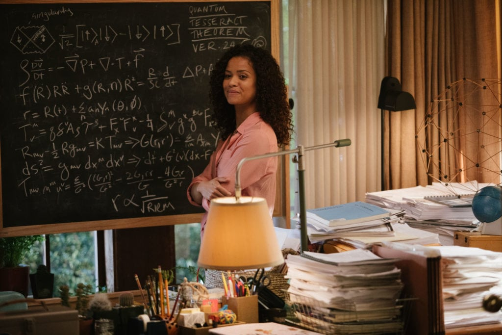Interview with Gugu Mbatha-Raw For A Wrinkle In Time