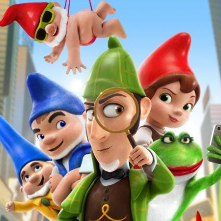 Sherlock Gnomes Movie Prize Pack Giveaway Poster