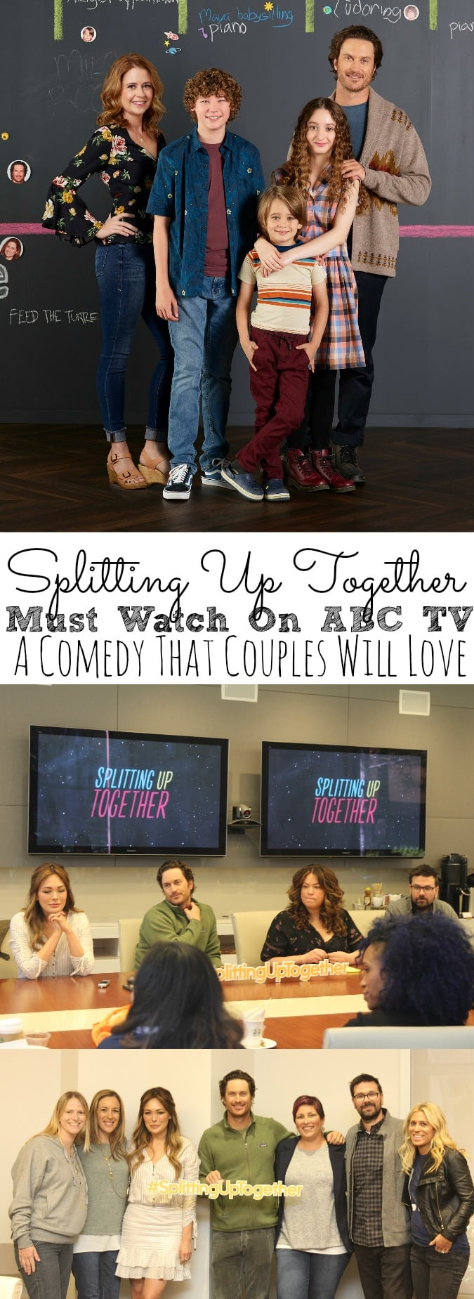 Splitting Up Together Premieres on ABC