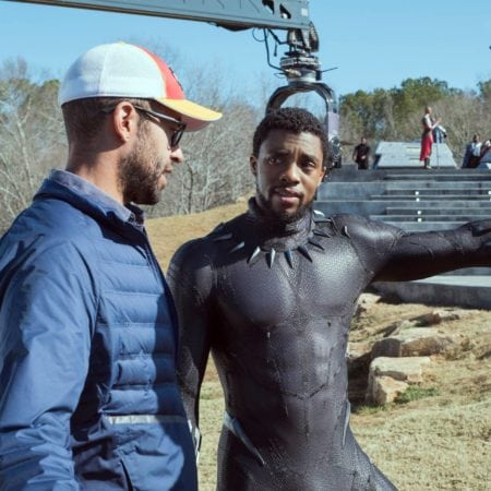 Executive Produce Nate Moore Black Panther