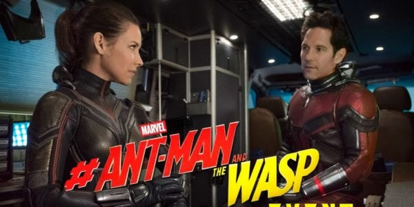 Ant-Man and the Wasp Press Junket Event