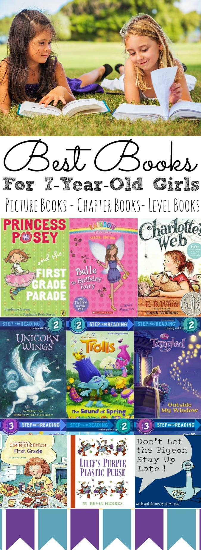 Best Books For 7 Year Old Girls All Year Long Simply Today Life
