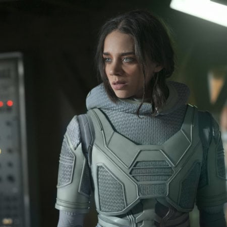 Hannah John-Kamen Interview Ant-Man and the Wasp | The Villain You Can't But Love