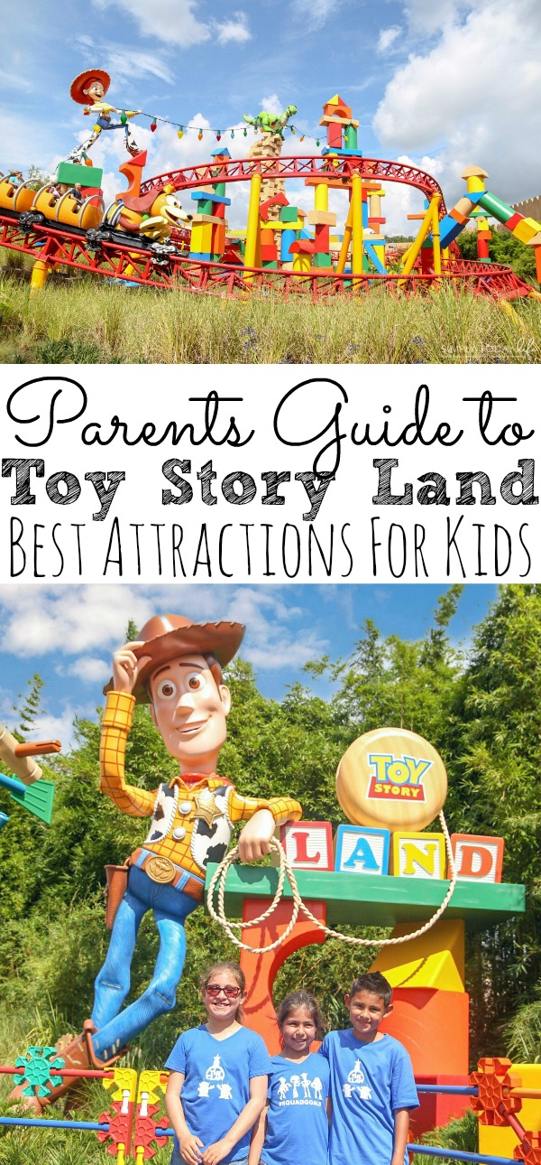 Toy Story Land Experiences For Kids