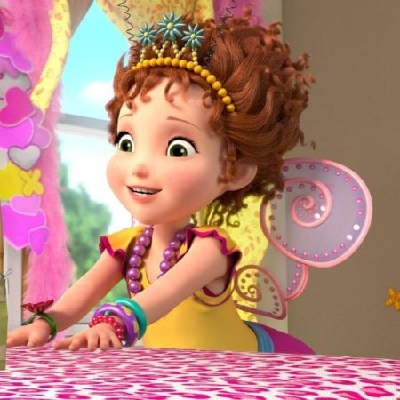 Fancy Nancy Coming To Disney Junior | 5 Reasons Your Kids Will Love It #FancyNancyEvent