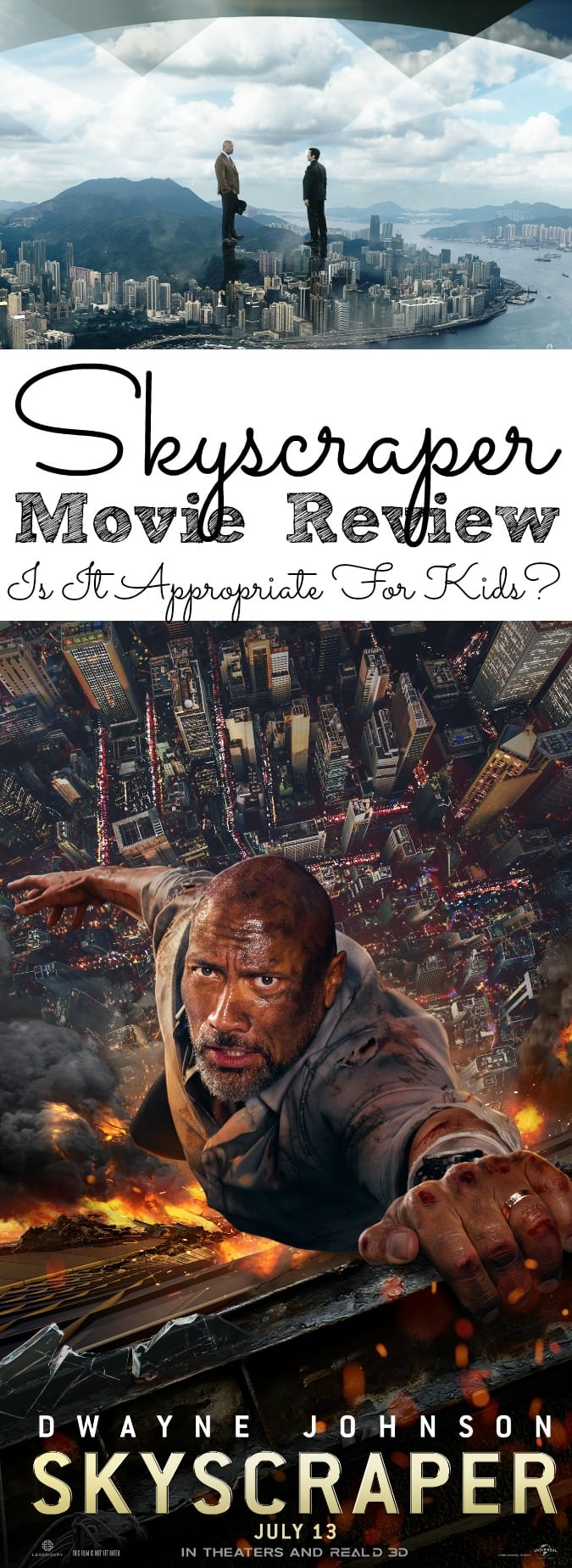 Skyscraper Movie Review | Is It Appropriate For Kids