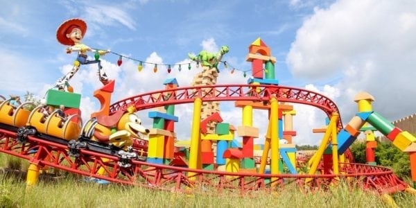 Best Toy Story Land Experiences For Kids | A Parents Guide #ToyStoryLand - simplytodaylife.com