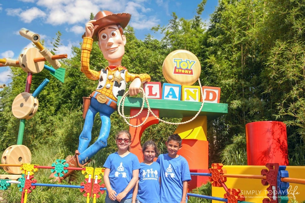 Toy Story Land A Parents Guide