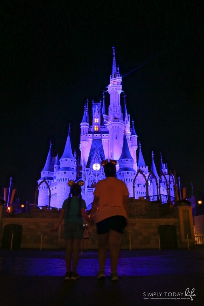 Visiting Magic Kingdom At Night with Disney After Hours - simplytodaylife.com