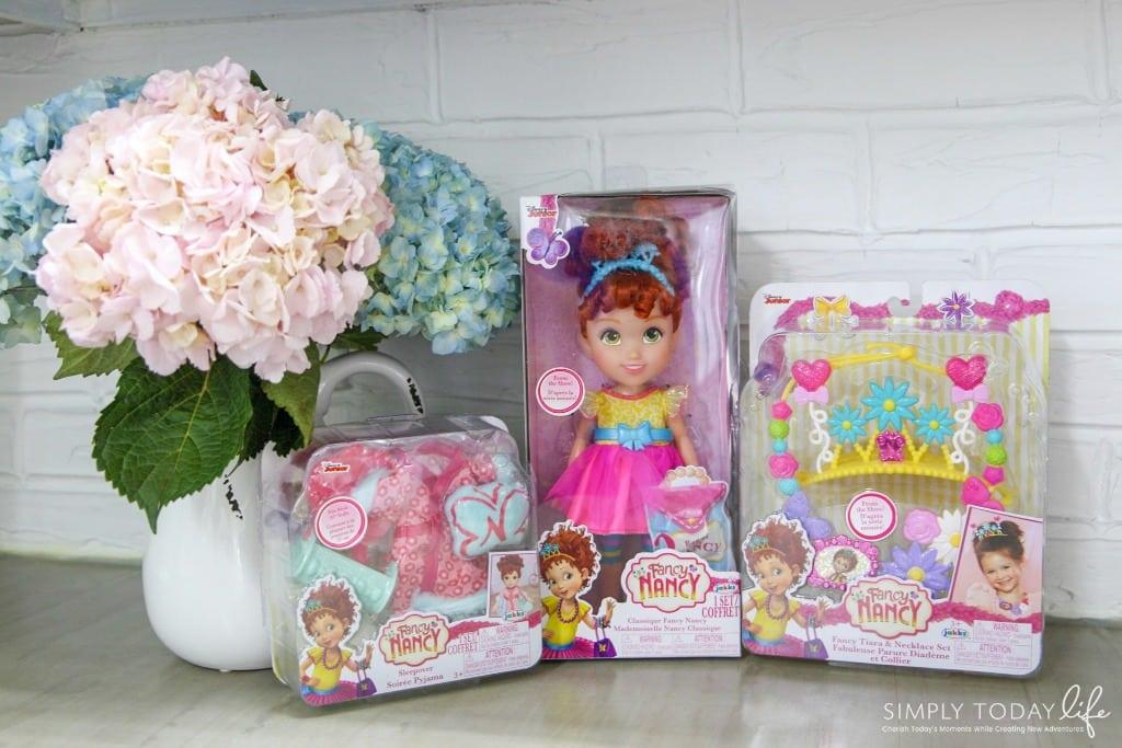 Disney's Fancy Nancy Toys by Jakks Pacific Toys