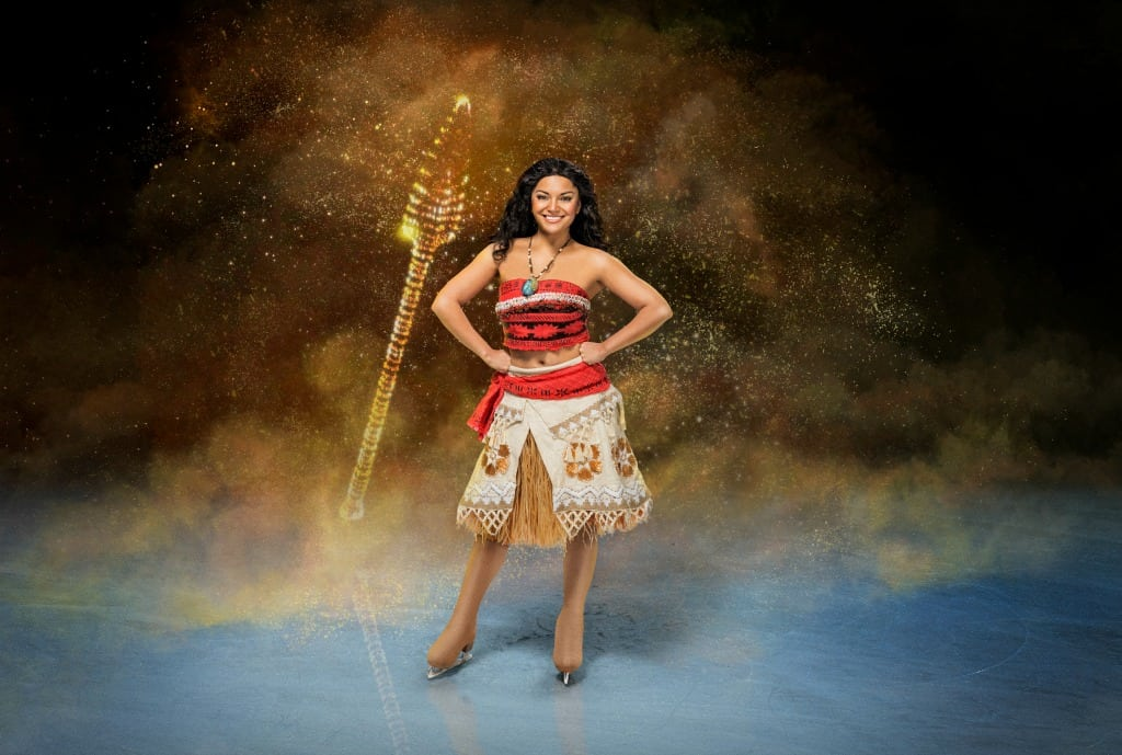 Moana on Disney On Ice Mickey's Search Party Discount