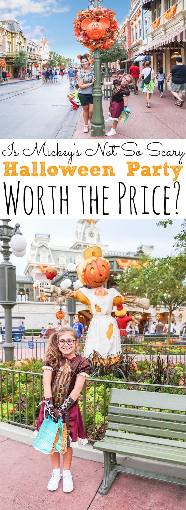 Is Mickey's Not So Scary Halloween Party Worth The Price