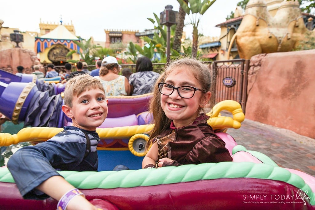 Less Crowds at Mickey's Not So Scary Halloween Party