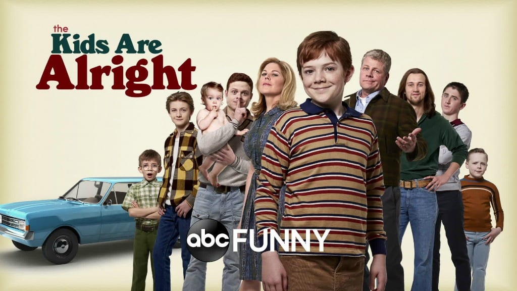 ABC The Kids Are Alright Television Show