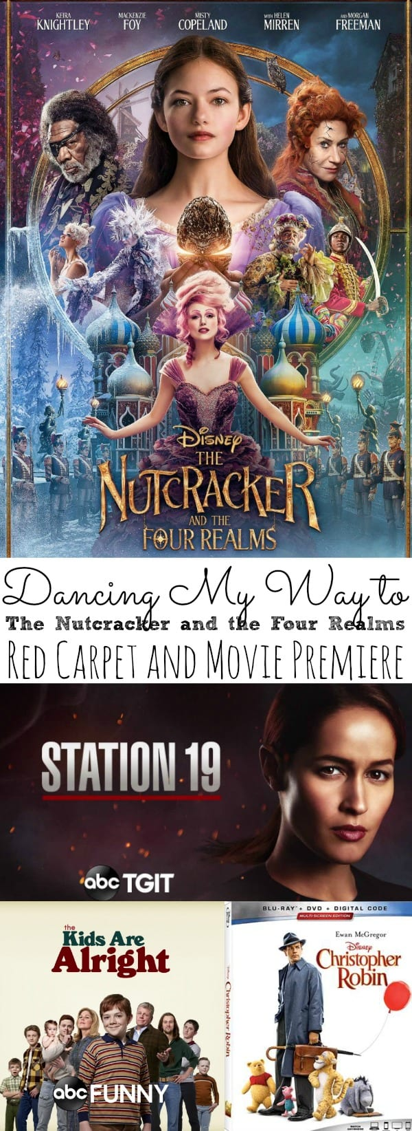 Dancing My Way To Disney's The Nutcracker Event