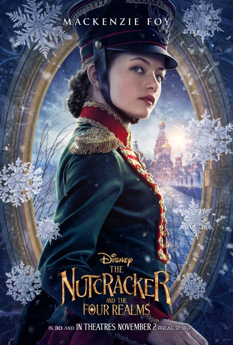 Mackenzie Foy Playing Clara in The Nutcracker and the Four Realms.jpg