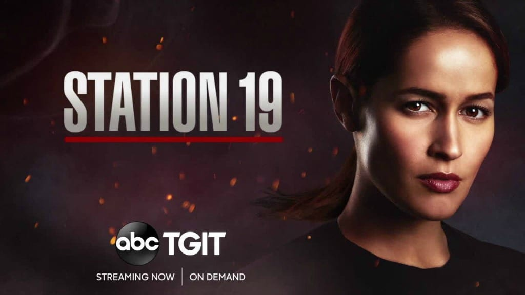 Station 19 ABC TV Show