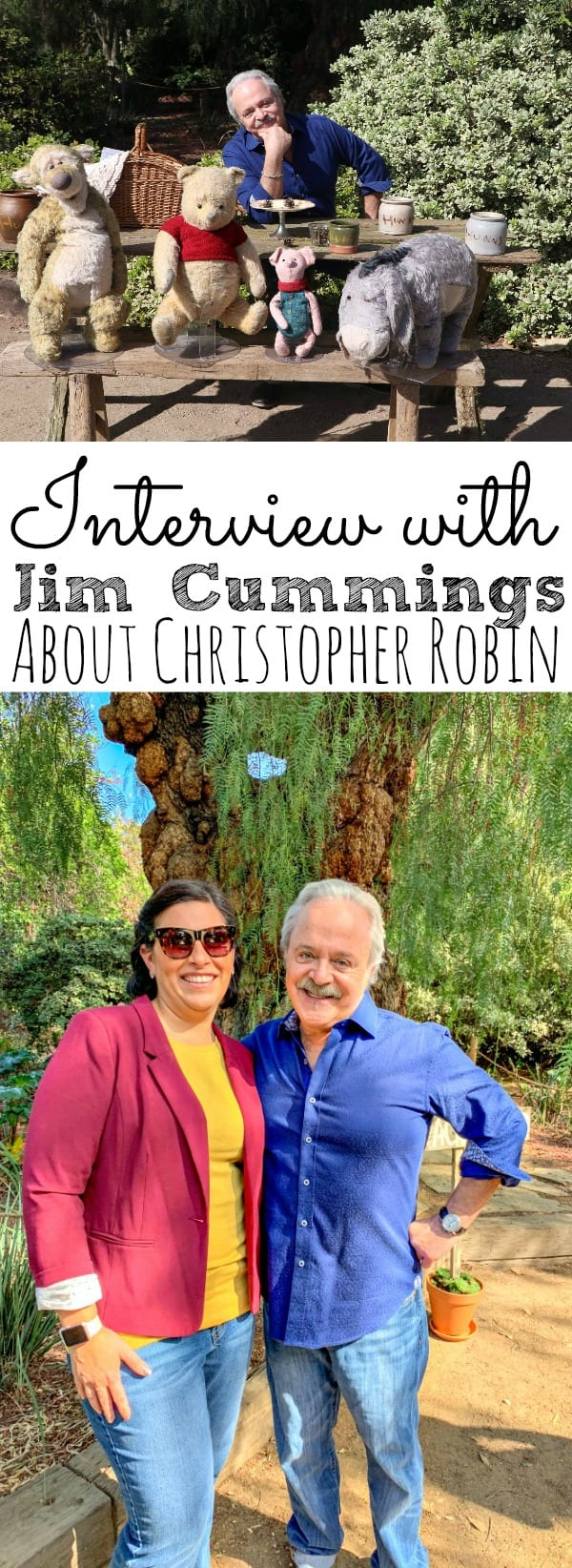 Interview with Jim Cummings