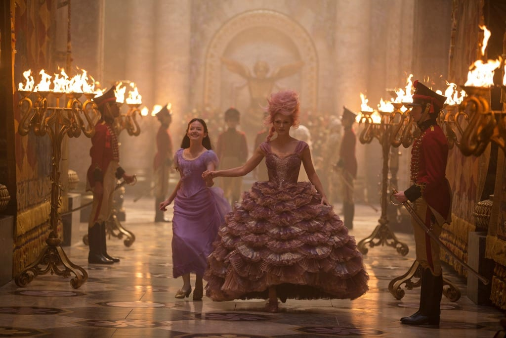Is Disney's The Nutcracker and the Four Realms Appropriate For Kids To Watch?