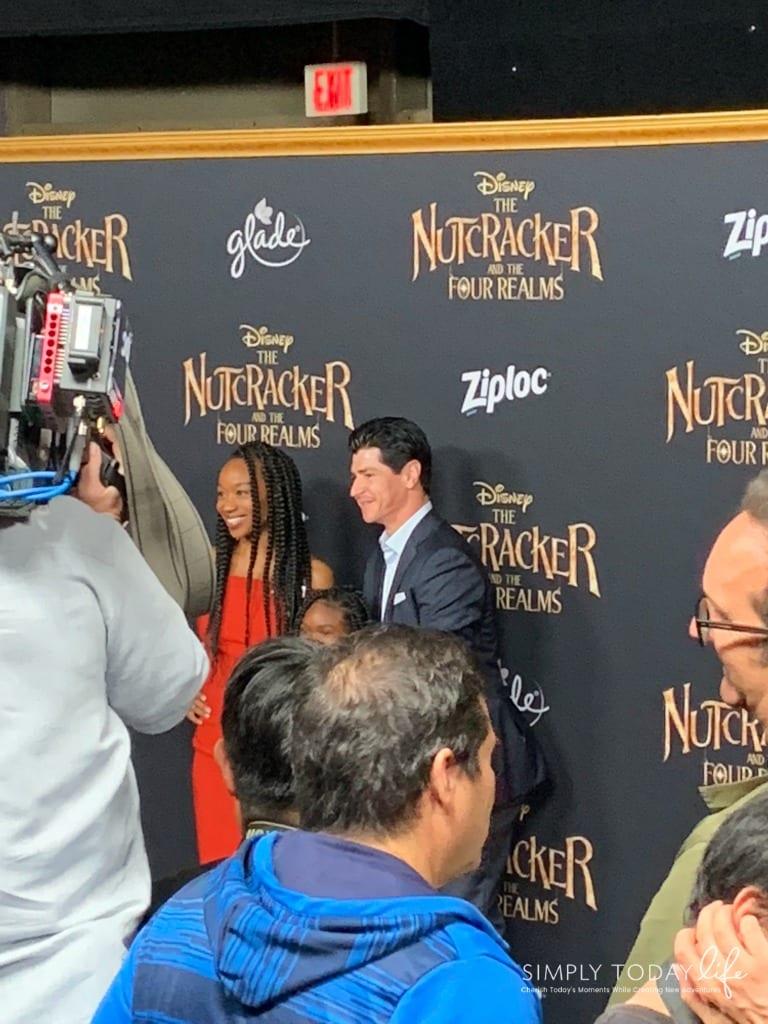 Stars on the Nutcracker Red Carpet Premiere