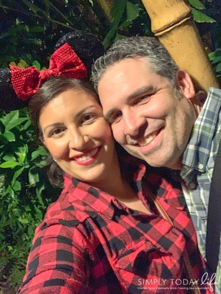 Date Night at Animal Kingdom Disney