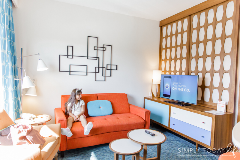 Affordable Family Suites at Cabana Bay