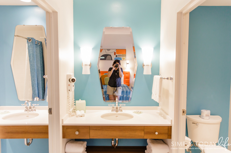 Cabana Bay Large Bathrooms