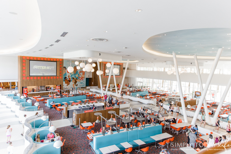 Cabana Bay Resort Bayliner Diner