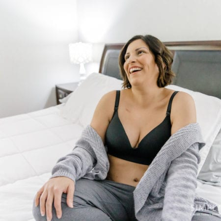 The Most Comfortable Double Mastectomy Bra