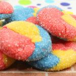 Dumbo Circus Cake Mix Cookies