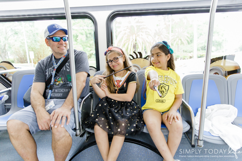 Free Bus Transportation to Universal Studios