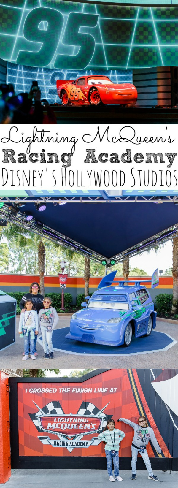 Disney's Hollywood Studios Lightning McQueen's Racing Academy Review