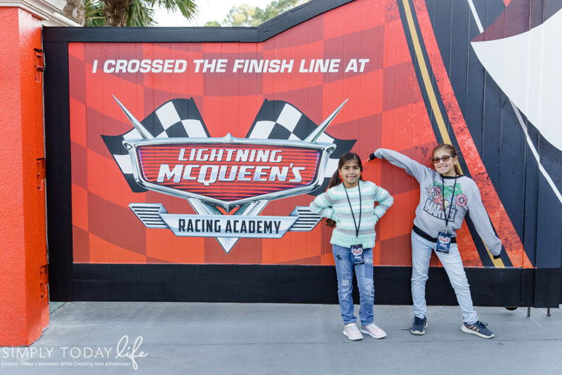What Is Lightning McQueen's Racing Academy?