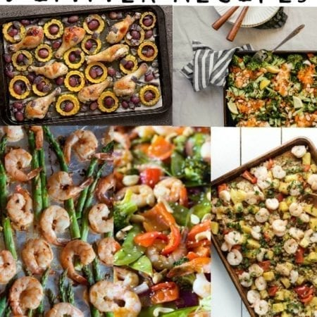 Quick and Easy Sheet Pan Dinner Recipes - simplytodaylife.com
