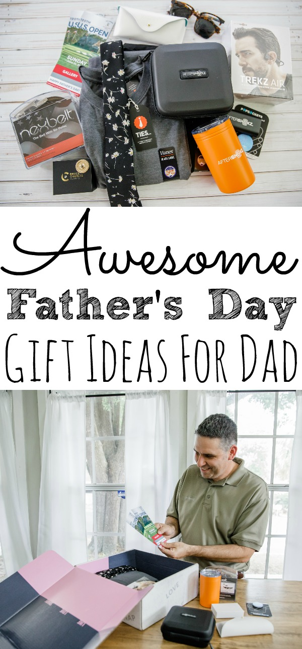 6 Awesome Father's Day Gift Ideas For Dad