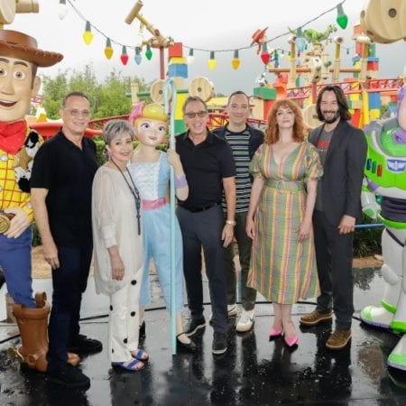 Toy Story 4 Cast at Disney