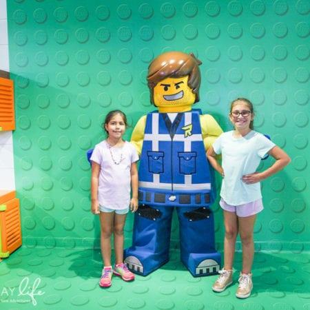 Lego Movie Days Meet Rex Dangervest