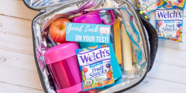 Lunch Box Notes To Encourage Kids At School