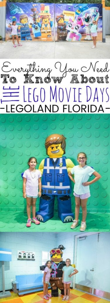 The Lego Movie Days Must Visit