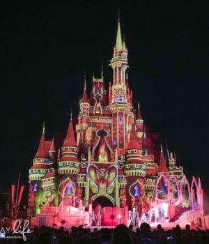 Villains Unite The Night Show at Disney