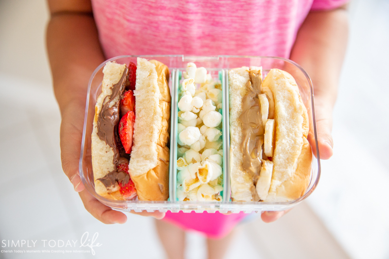 Back to school lunch idea subs