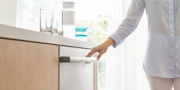 CrystalDry Technology With Bosch 800 Series Dishwasher