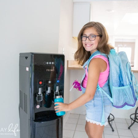 How To Encourage Kids To Stay Hydrated With Primo Water This Back-To-School