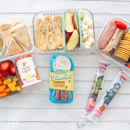 The Perfect Back To School Lunches For Kids