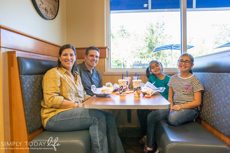 Family-Friendly Culver's Restaurant