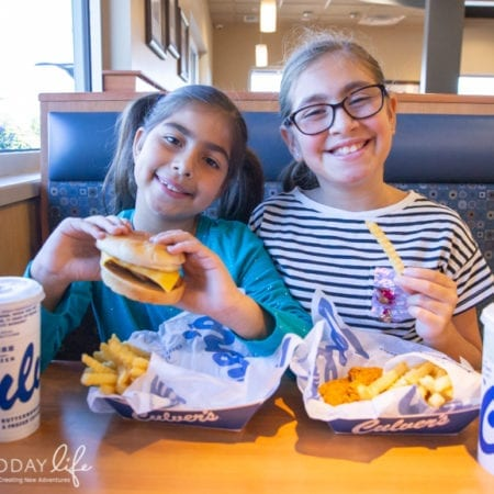 Family-Friendly Holidays With Culver's