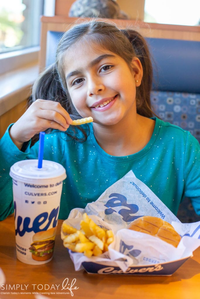 Family-Friendly Holidays With Culver's Restaurant
