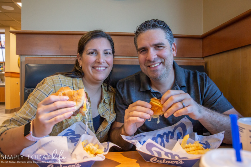 Holiday Dinner With Culver's