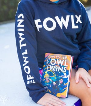 The Fowl Twins Book Giveaway